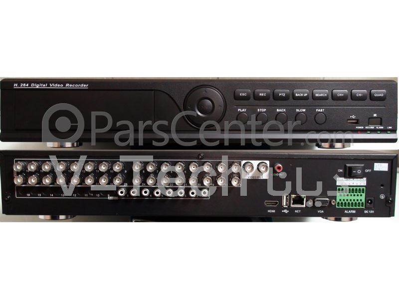 دستگاه ViewRa  DVR8132