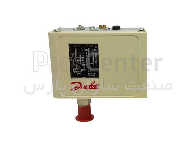 پرشر کنترل گاز و هوا دانفوس KP 36