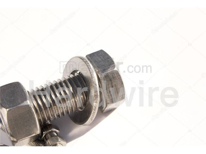 Stainless steel G316 bolt and nut