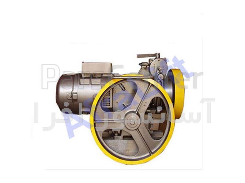 موتور آسانسور سیکور VVVF