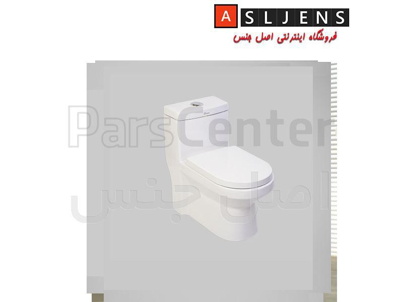توالت فرنگی مدل برونیا چینی کرد