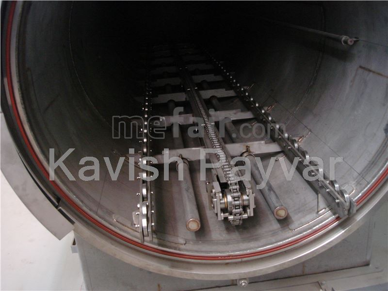 Steam Retort (Autoclave)