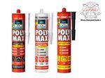 چسب مونتاژ و آب بندی حرفه ای BISON POLY MAX  هلند