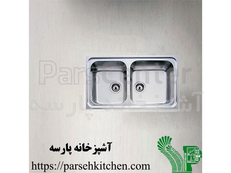 سینک ظرفشویی مدل Classic ۲B ۸۶ تکا