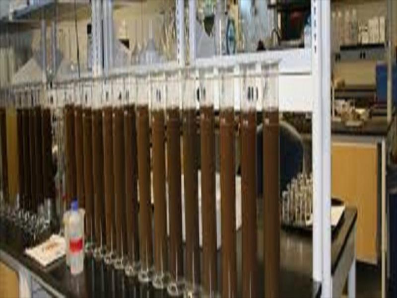 آزمایشگاه خاک شناسی
