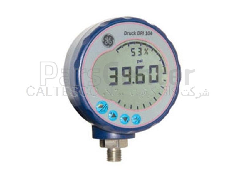 گیج فشار دیجیتال Druck DPI 104