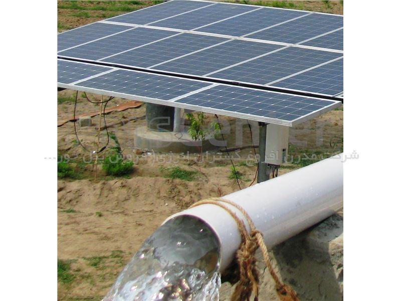 پمپ خورشیدی 1 اینچ  25 متری