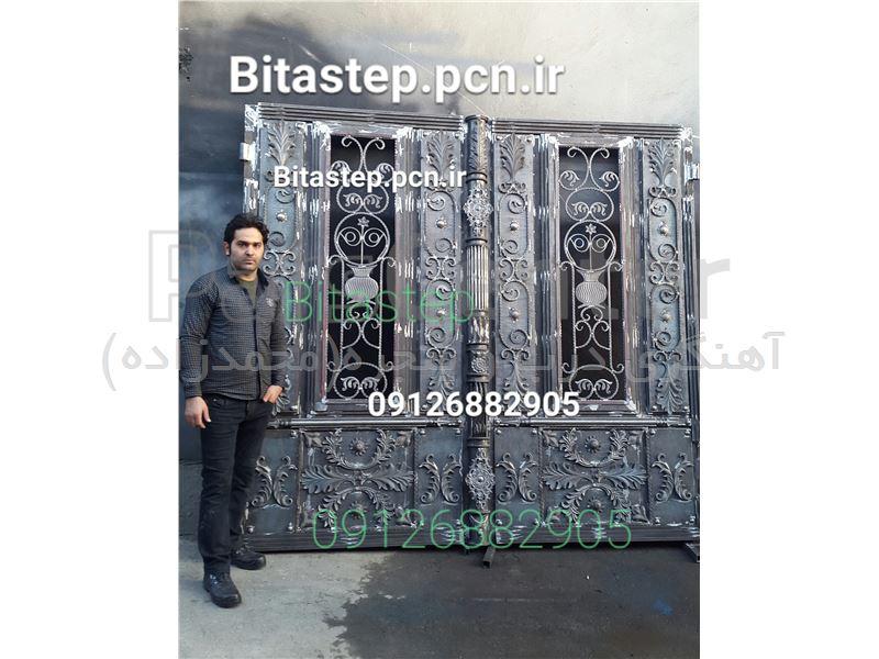 درب حیاطی سلطنتی کد BS HS1