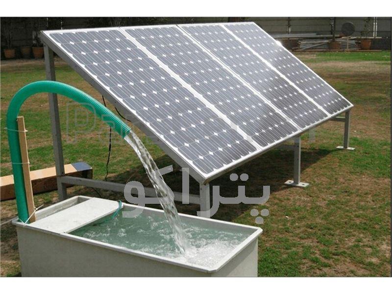 سیستم آبشیرینکن خورشیدی