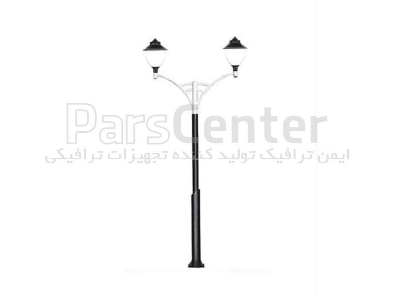 چراغ پارکی مدل ITL-210