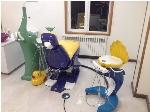 یونیت صندلی دندانپزشکی اطفال