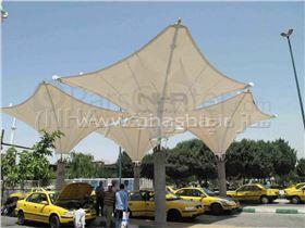 سازه چادری غشا (NHA)