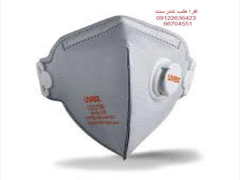 ماسک سه لایه کشی بدون فیلتر و ماسک فیلتر دار n95