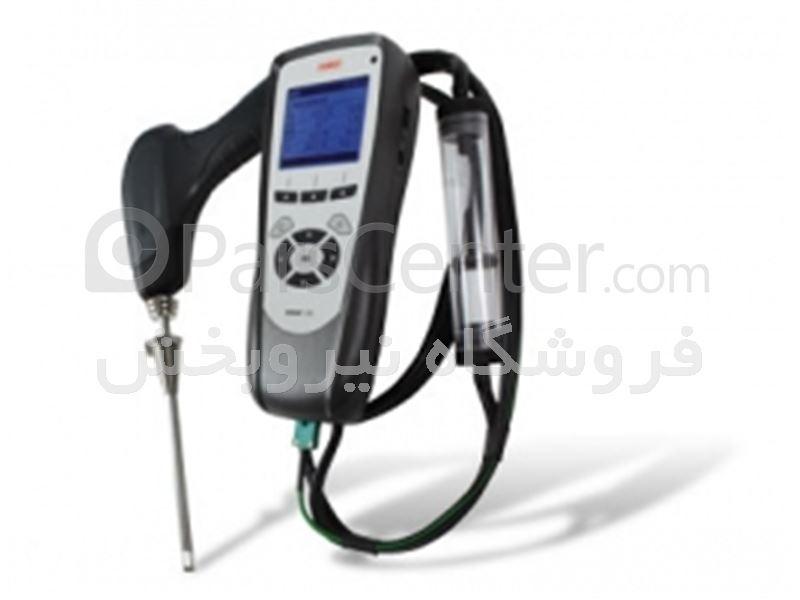 آنالبز گازهای خروجی دودکش مدل KIGAZ 150