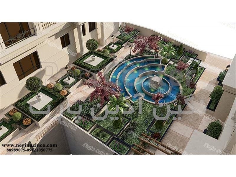 طراحی فضای سبز، باغ و ویلا
