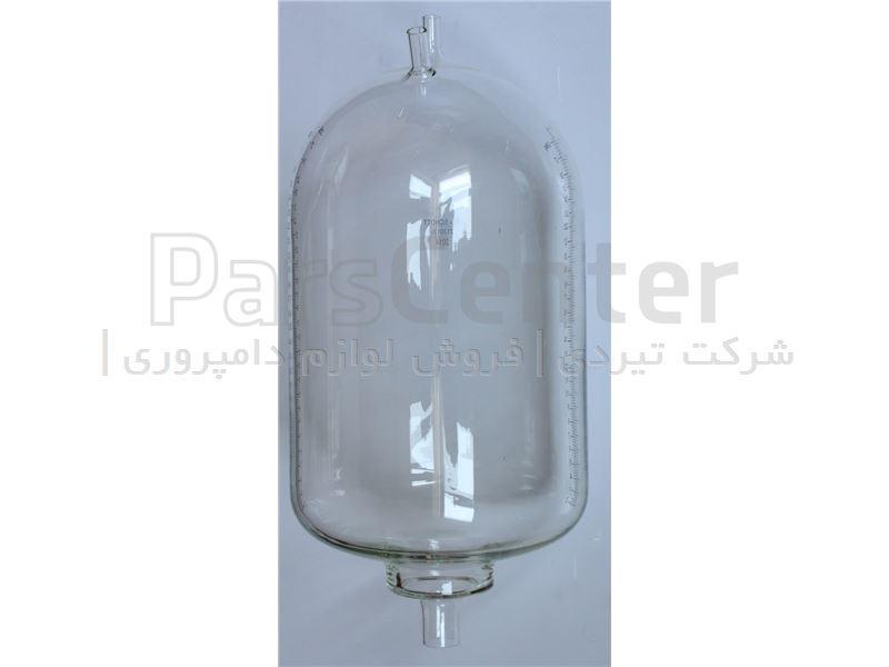شیشه رکوردر شیردوشی 28 لیتری چینی