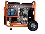 موتوربرق 6 کیلووات دیزلی استارتی SPINA مدل SP-8500E