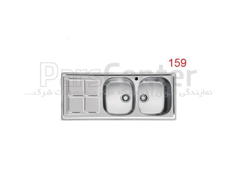 سینک توکار  اخوان مدل 159