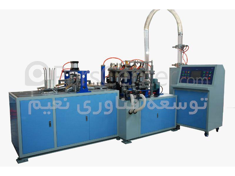 دستگاه تولید لیوان کاغذی - محصولات ماشین آلات تولید ظروف یکبار ...... دستگاه تولید لیوان کاغذی