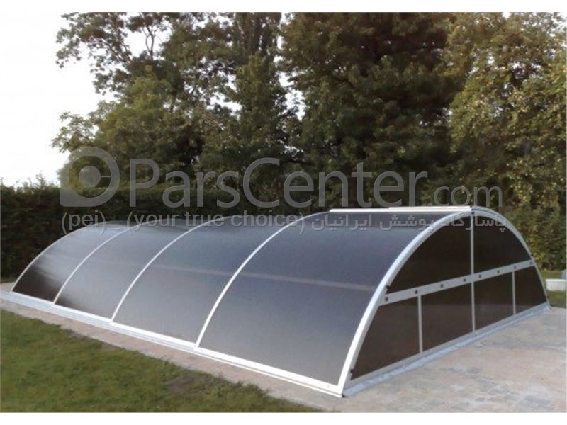 pool enclosures  models arc - پوشش مدل قوسی