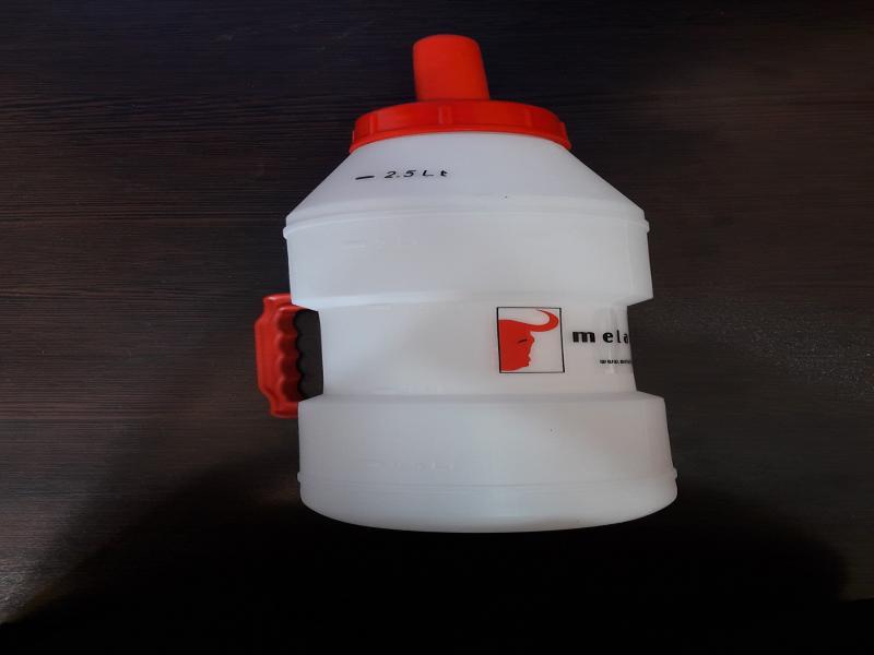 شیرنوش گوساله 2/5 لیتری