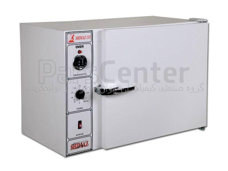 گرمخانه 55 لیتری ساده محفظه استیل