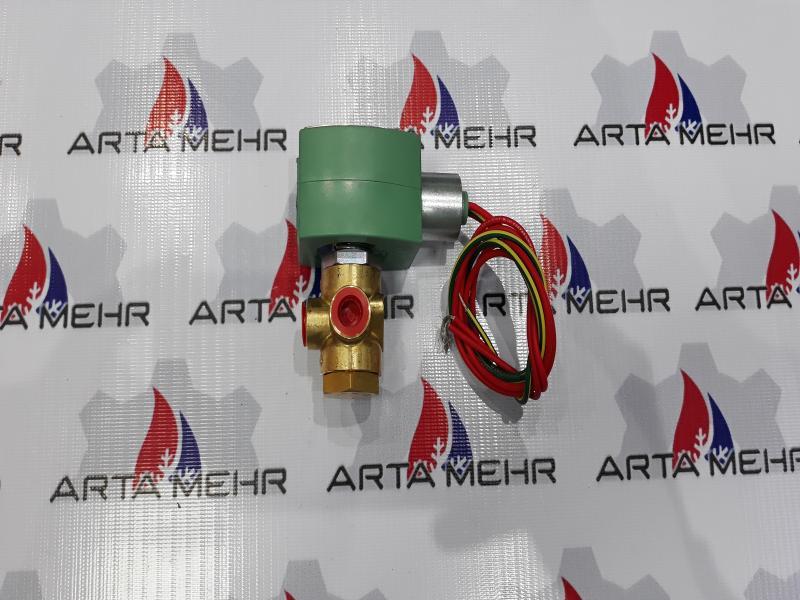 شیر برقی ASCO مدل 5-120496