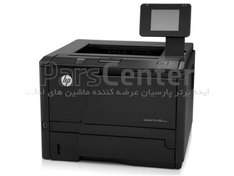 پرینتر تک کاره لیزری HP M401d