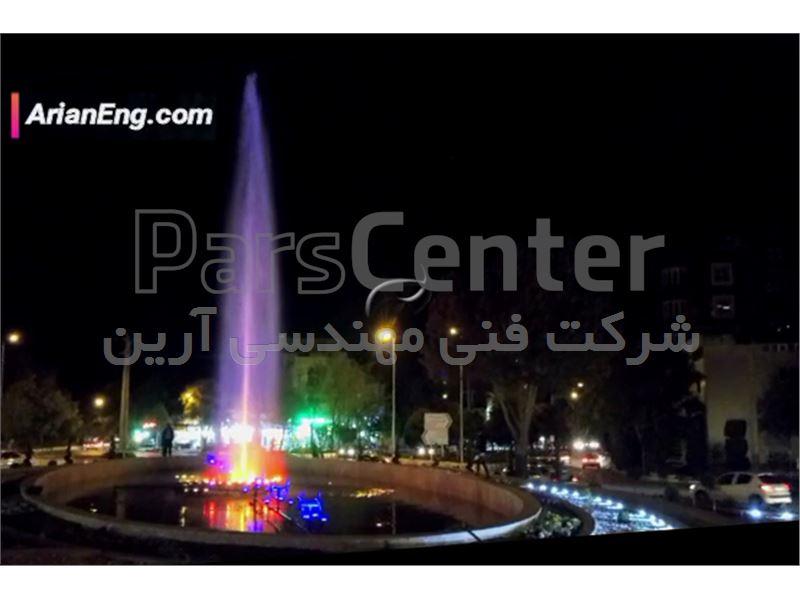 قیمت نازل فواره آبنمای هارمونیک شهری