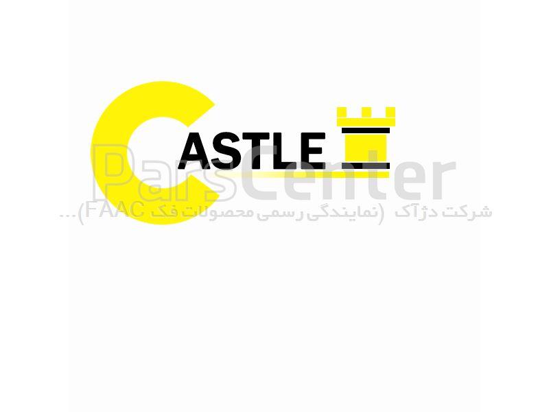 درب شیشه ای  کستل castle کره مدل C200