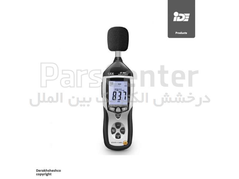 صدا سنج مدل DT-8851 شرکت سی ای ام | CEM