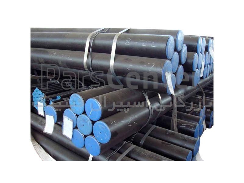 لوله فولادی بدون درز 3/4 اینج- بازرگانی اسپیرال فیتینگ