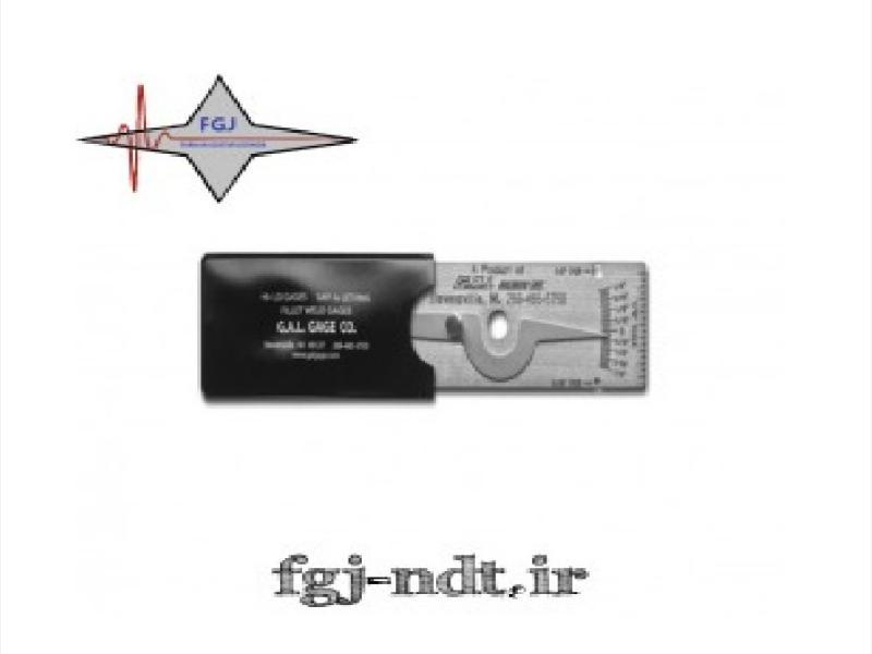 گیج جوشکاری مدل V-WAC
