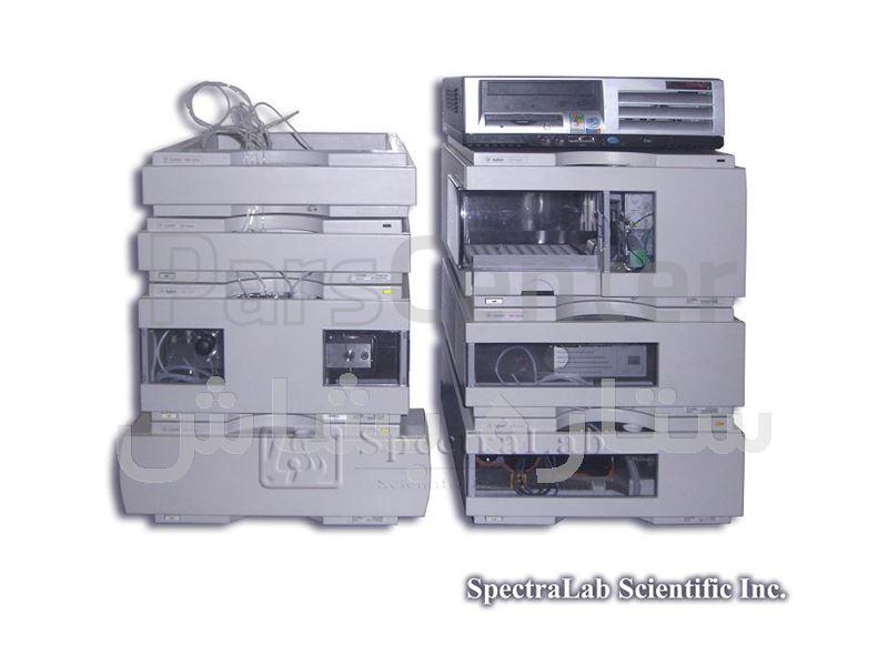 دستگاه کروماتوگرافی مایع HPLC