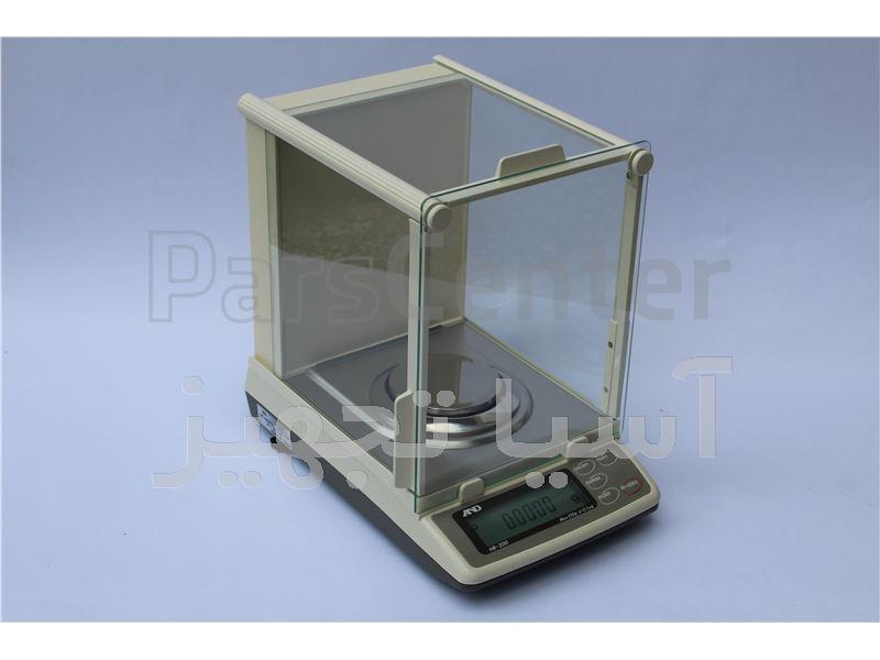 ترازوی آزمایشگاهی ژاپنی AND HR200