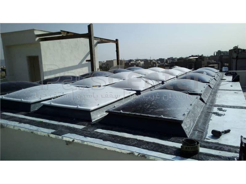 پوشش نورگیر حبابی کد PNH1 (بازار مولوی)