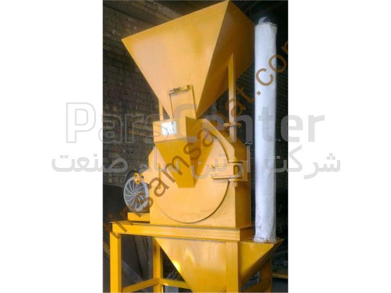 آسیاب پودری (آسیاب تیغه ای )PM08
