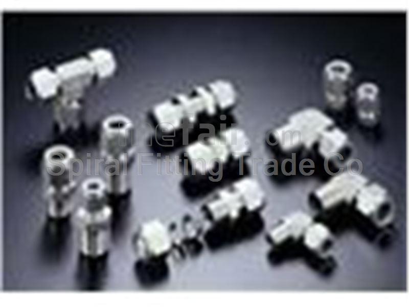 Steel Instrument Fittings