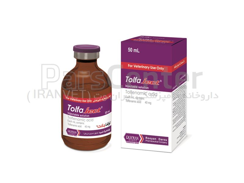تولفاجکت %4 (تولفنامیک اسید)