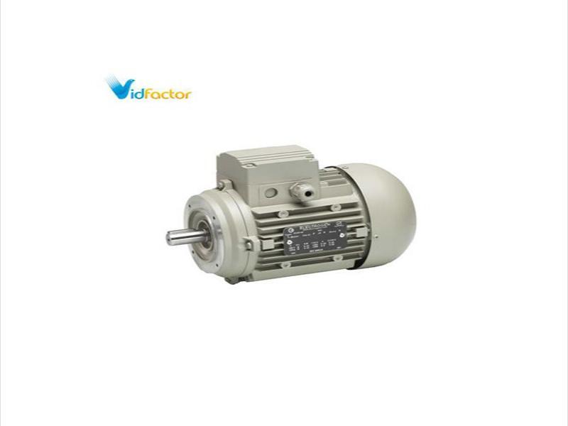 الکتروموتور سه فاز الکتروژن مدل 0.37 کیلووات