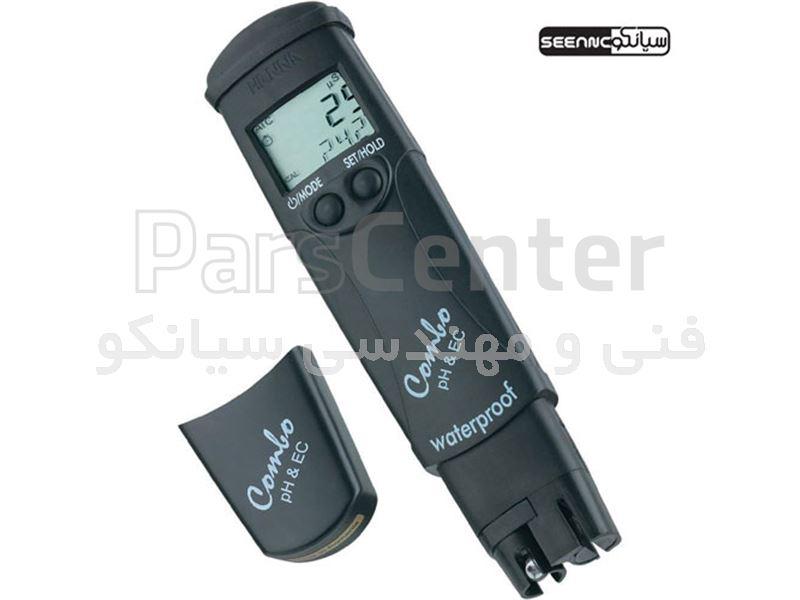 دستگاه اندازه گیری هانا pH TDS EC TEMP هانا امریکا مدل HANNA HI98129