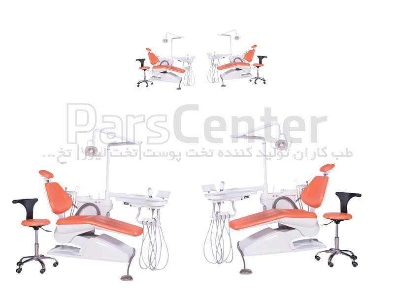 یونیت صندلی دندانپزشکی فول ZC طب کاران