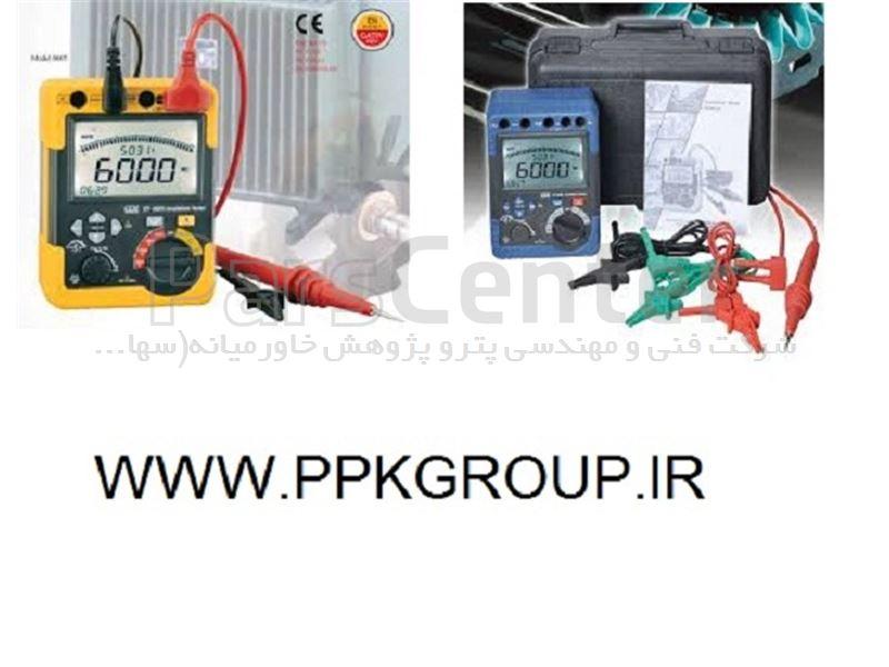 دستگاه تست عایق (میگر) DT-6605