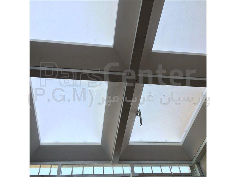 سقف پاسیو مدل حبابی (دهکده المپیک)