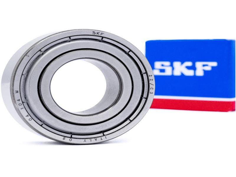 SKF angular contact ball bearing