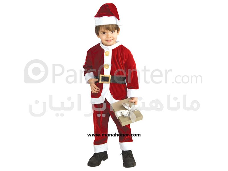 لباس بابانوئل ماناهنر