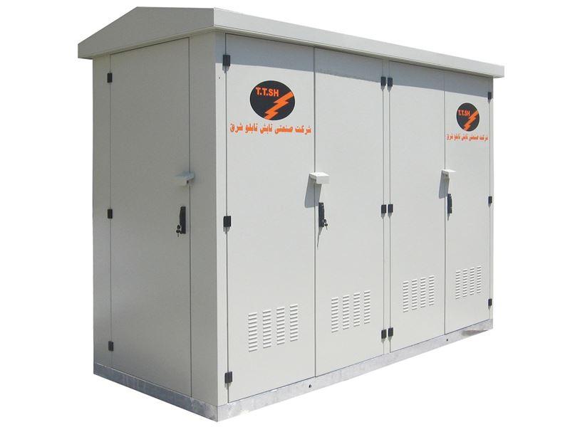 تابش تابلو شرق سازنده انواع تابلوهای برق صنعتی