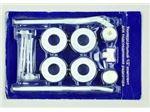 درپوش ماسوره رادیاتور هفت تکه ( PHC ) ساخت چین