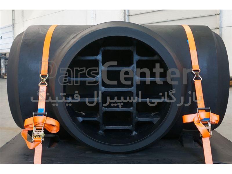 اتصالات جوشی فولادی رده 40 بنکن 8 اینچ - اسپیرال فیتینگ