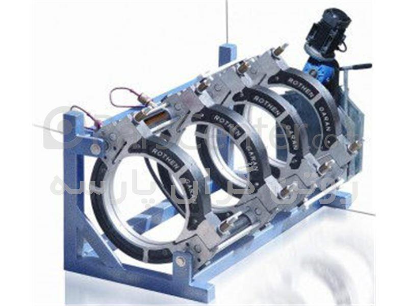 قیمت دستگاه جوش پلی اتیلن نیمه هیدرولیک مدل  NH90_R250